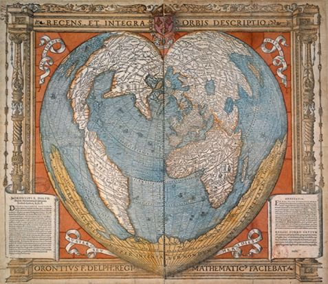Cartografía histórica