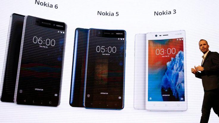 Nachricht:  Mobilfunk-Messe: So will Handy-Hersteller Nokia den Weltmarkt zurückerobern - http://ift.tt/2lqlW71 #nachricht