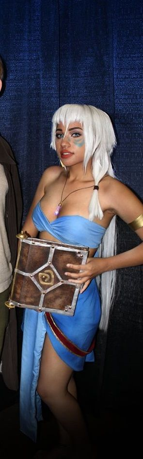 Character: Kida Series: Atlantis: The Lost Empire SUBMISSION