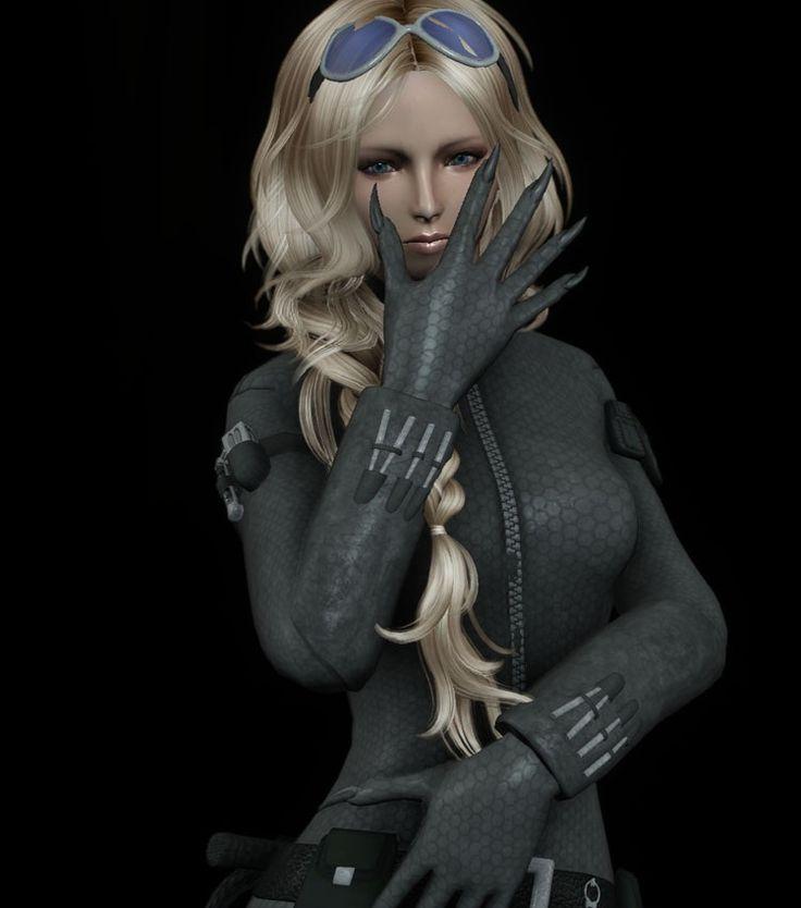 Skyrim — костюм женщины-кошки (UNP) - all-mods.ru скачать моды для игр