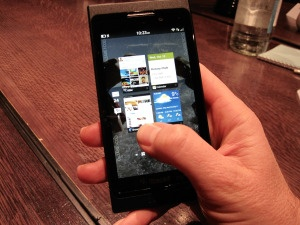BlackBerry 10 To Star In RIM's First Super BowlCommercial