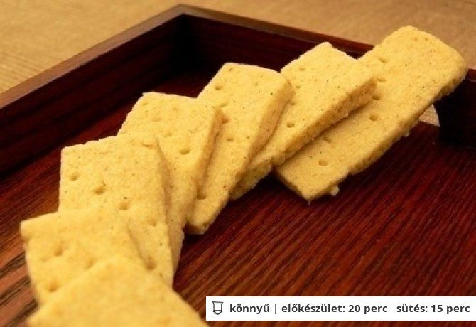 Shortbread, a skót vajas keksz