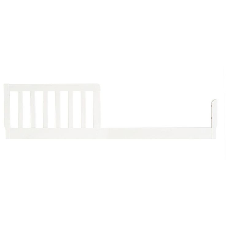 Baby Mod Modena Crib Toddler Bed Conversion Kit, White