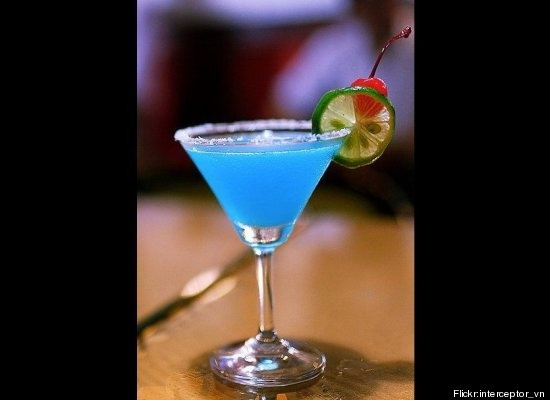 National Margarita Day!!!!  Ingredients:   - 1 1/2 parts Milagro silver tequila   - 3/4 parts Bols Blue Curaçao   - 1 1/2 parts sour mix     Directions:   1) Shake all ingredients with ice and strain into an ice-filled, chilled glass. Garnish with an orange wedge.