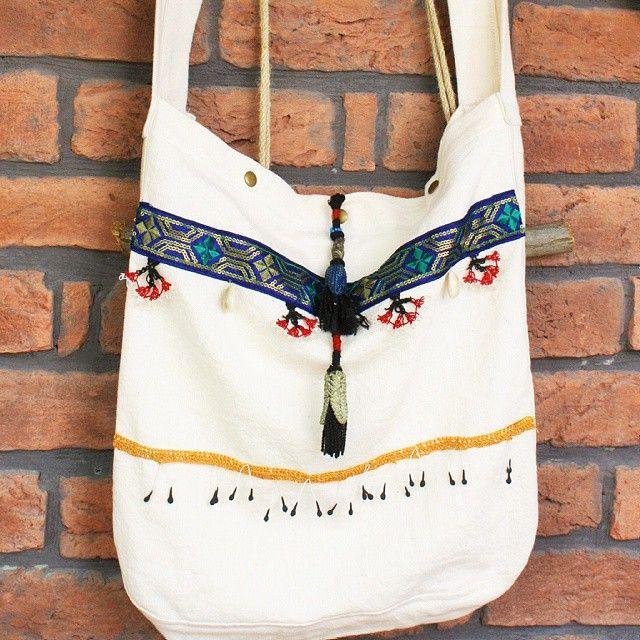 Anatolian Girls tasarımı bez çanta! #anatoliangirls #bohemian #çanta #bag #sadecebirtane #bezçanta #like #design #tasarım #instashop #bohemiancloset #otantik #özeltasarım #iyiakşamlar