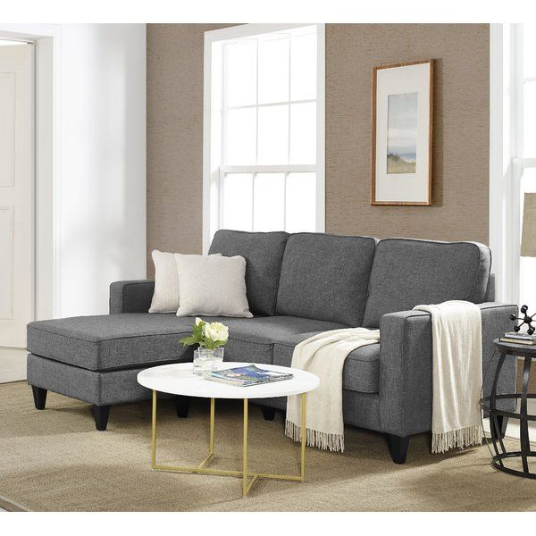 Turn On The Brights Anderson Sectional Reviews Wayfair Living Room Decor Neutral Furniture Living Room Decor