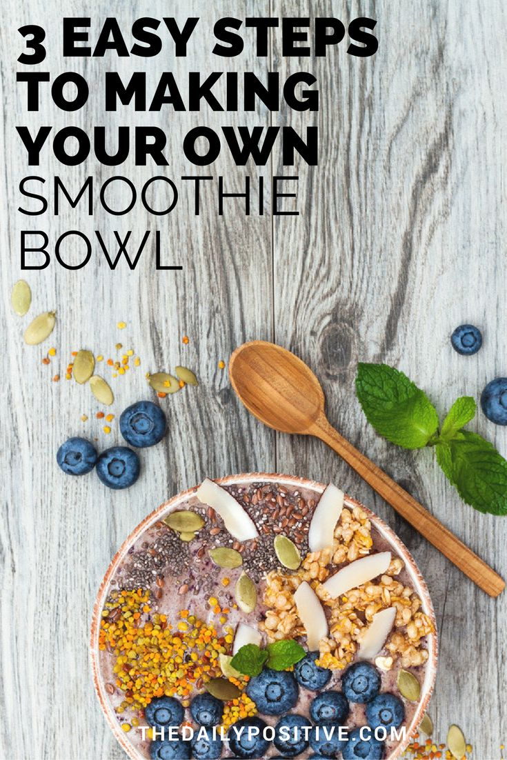Starting the day with a delicious and healthy smoothie bowl is an ideal way to ensure you can fit vital nutrients in and even burn some fat as well! Ready to discover smoothie bowls? These tips will help you to get the most out of your smoothie creation.