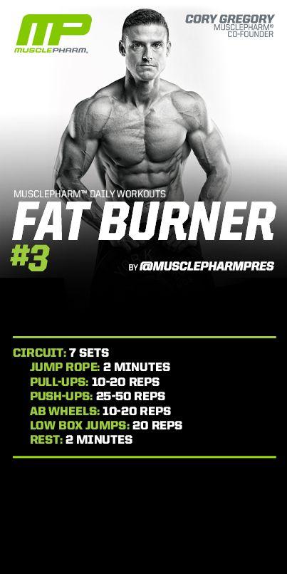 Fat Burner #3