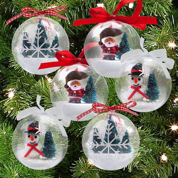 219 best Snow Globes Snowdomes and Shakies images on Pinterest