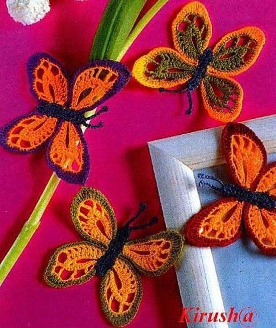 tuto papillon