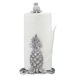Arthur Court Pineapple 14-1/2-Inch Paper Towel Holder by Arthur Court Designs