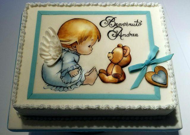 B Cialda ostia per torta PRIMA COMUNIONE topper dolci torte cake ostie