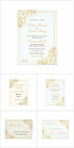 Wedding Stationery & Accessories Set 18