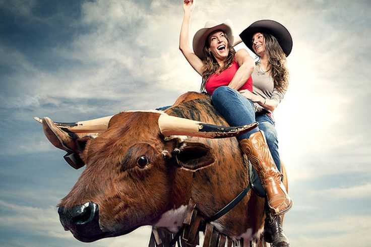 Montreal Country Festival – Dance and ride the bull