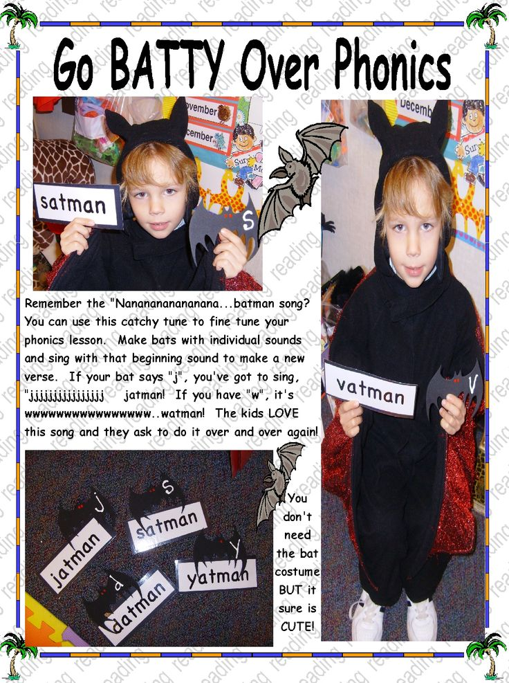 Try this phonics lesson    100% fun