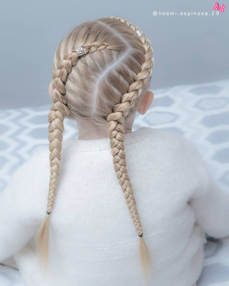 160 Braids Hairstyle Ideas for Little Kids 2019