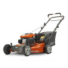 Husqvarna HU675AWD 149cc 22-in Self-Propelled All-Wheel Drive 2-in-1 Gas Push Lawn Mower with Kohler Engine and Mulching Capability