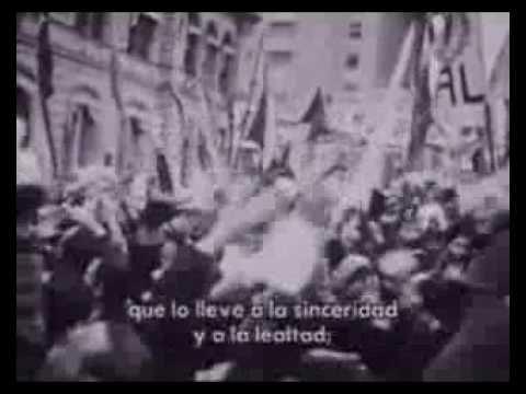 """""""Unidos o Dominados"""" Peron y latinoamerica unida - YouTube"""