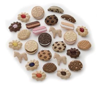 Granny's Best Cookies