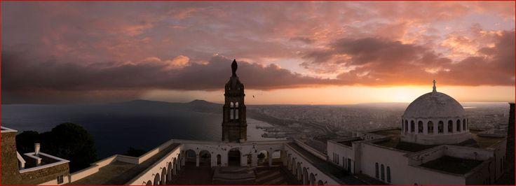 Belles photos d'Oran Algerie - Wahran Santa cruz