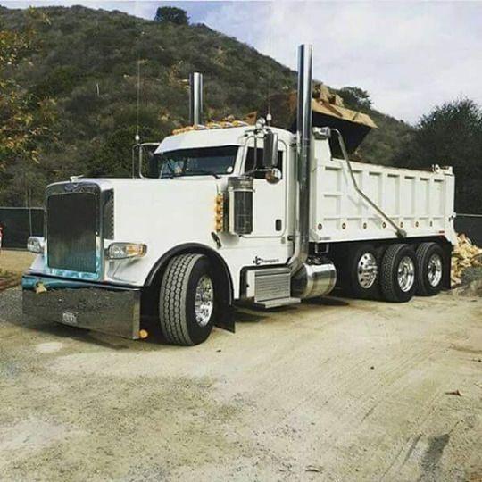 Peterbilt Dump Truck-SR