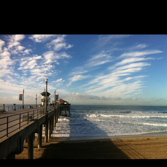 Huntington Beach, California....Luv that I live down the street from here!
