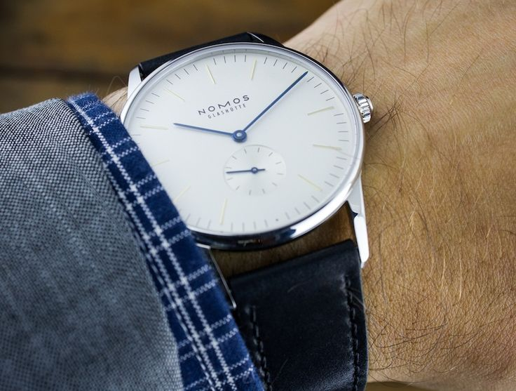 Nomos Orion 38 Watch Review | aBlogtoWatch