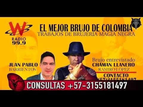 W RADIO ENTREVISTA AL MEJOR CHAMAN DE ECUADOR +57-3155181497 - YouTube