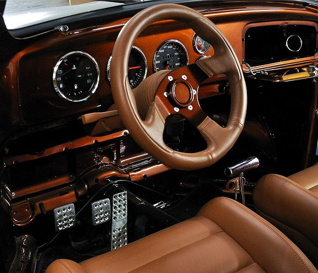 Custom VW Bug Interior   Recent Photos The Commons Getty Collection Galleries World Map App ...