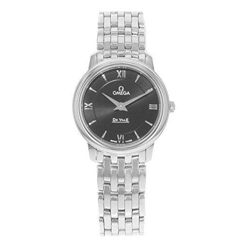 Omega De Ville Prestige Quartz 27.4mm Women's Watch 424.10.27.60.01.001