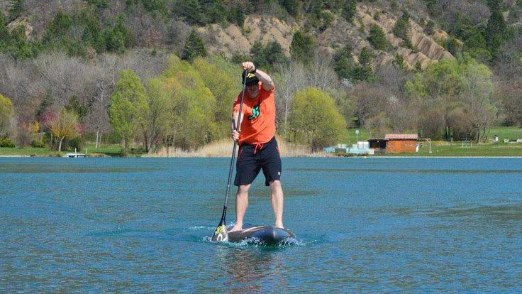 Portrait de Nicolas, notre Sup Addict et compétiteur d'Ile-de-France   Stand up paddle passion, le web magazine du sup.