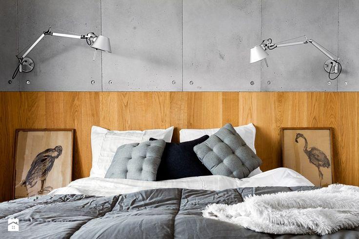 Aranżacje wnętrz - Sypialnia: Minimalistyczna sypialnia - Black Oak Studio. Przeglądaj, dodawaj i zapisuj najlepsze zdjęcia, pomysły i inspiracje designerskie. W bazie mamy już prawie milion fotografii!