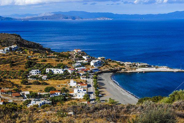 Platia Ammos beach