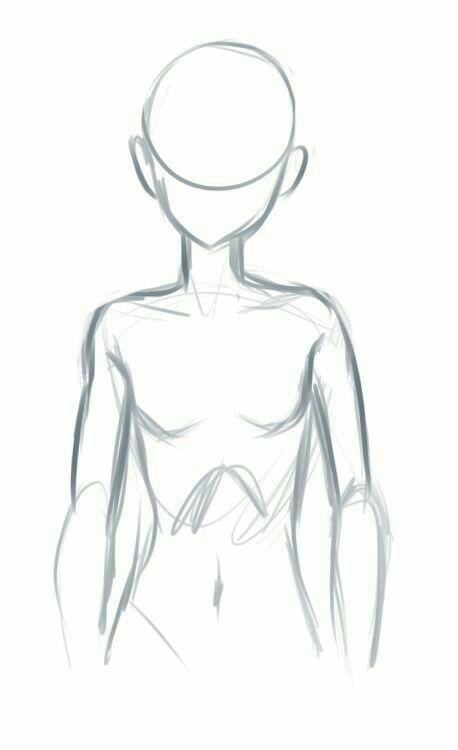 Male, body, Anime boy, guy; How to Draw Manga/Anime