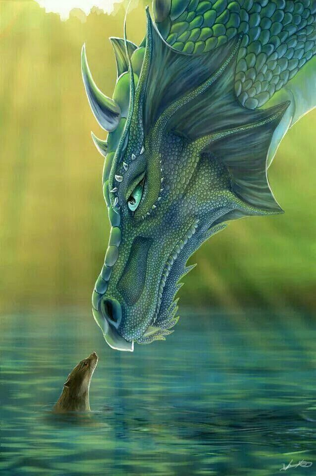 Friendly Dragon