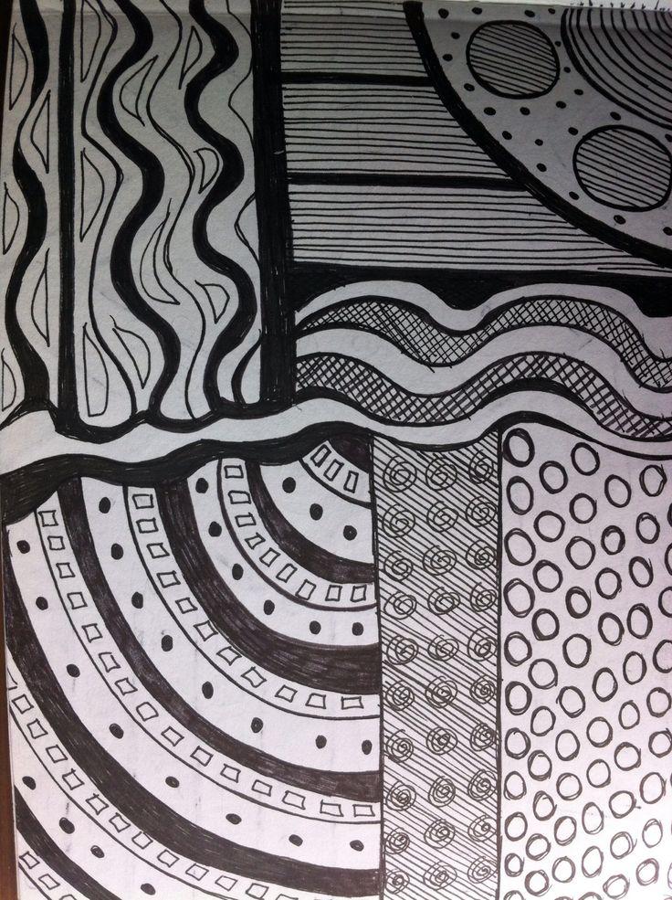 My doodle pattern