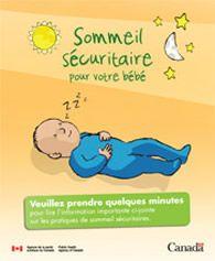 Sommeil sécuritaire pour votre bébé - la brochure - Agence de la santé publique du Canada