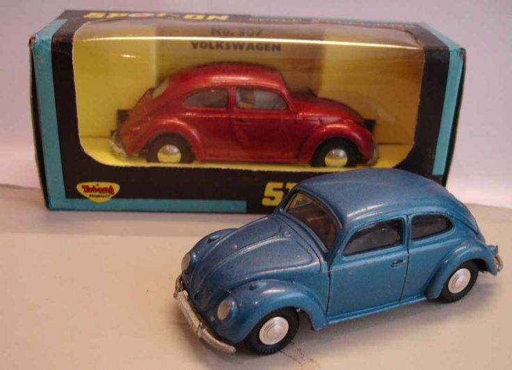 Spot On - Saloons and Sportscars Volkswagen Beetle 1200