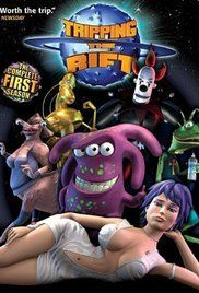Watch Tripping The Rift Season 3. Tripping the Rift is a CGI science fiction comedy television series. The universe is modeled largely after the Star Trek universe, with references to 'warp drive' and 'transporter' beam ...