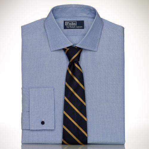 Chemise Regent poignet mousquetaire - Chemises habillées Chemises - Ralph Lauren France