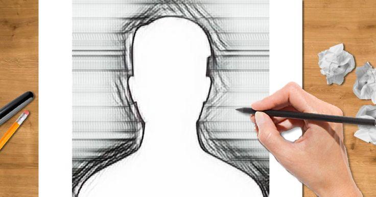 Narysujemy osobę, która właśnie o Tobie myśli!