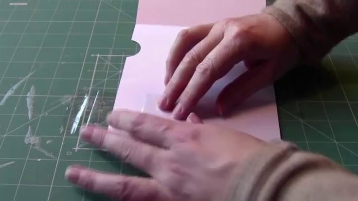 Learn how to make a clever mechanical slider card with our video tutorial. Just pull the ribbon to reveal a hidden message for the recipient! Facebook: ht...