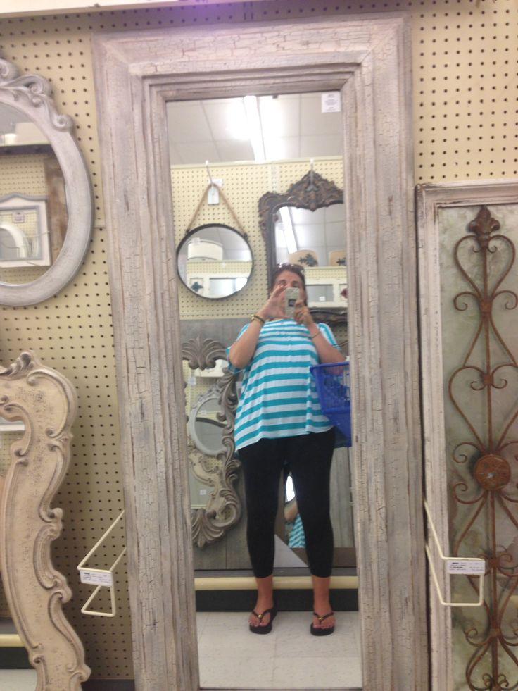 Large Mirror - Hobby Lobby