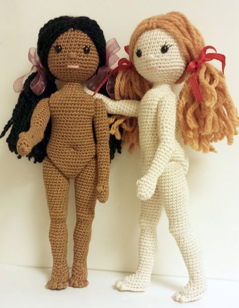 Crochet doll, crochet girl, amigurumi girl – The Zizidora Doll, Amigurumi Pattern, Doll Crochet Pattern, Amigurumi doll, Jointed doll – Lexi Ilaug