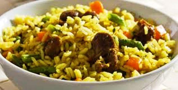 Arroz delicioso na panela de  pressão http://www.viva50.com.br/receita-arroz-delicioso-na-panela-de-pressao/