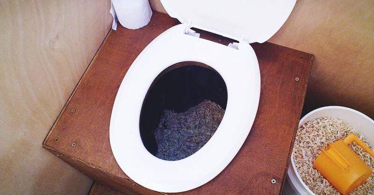 diy composting toilet kit