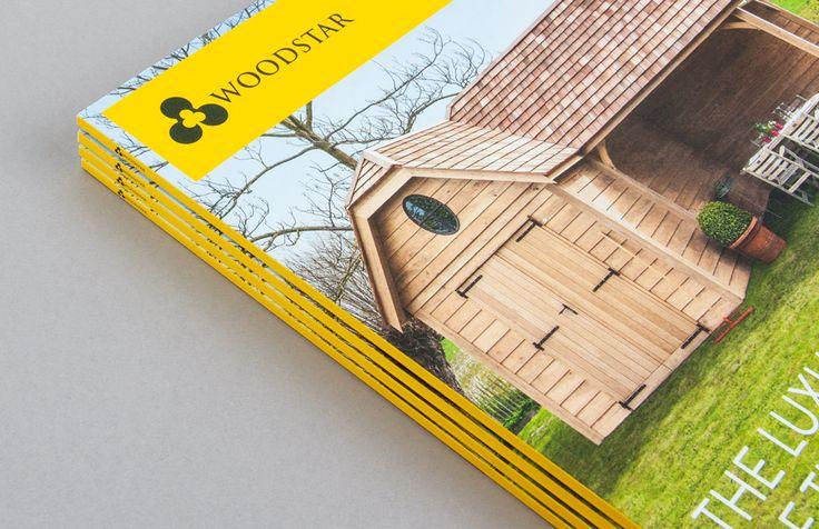 Woodstar - magazine   by Skinn Branding Agency