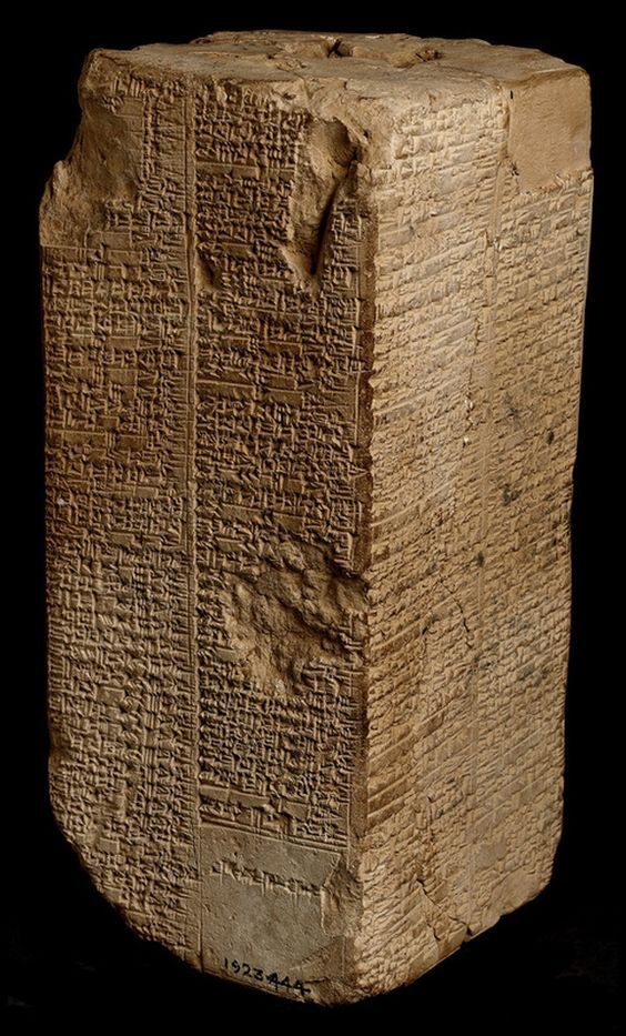 2,000 ~ The Sumerian King List is compiled.