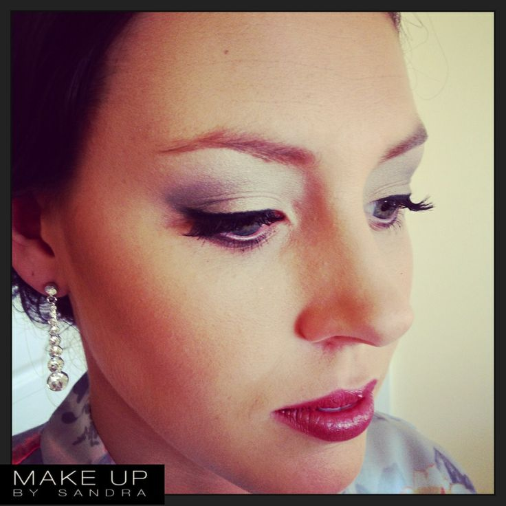 Bridesmaid Make Up by makeup artist Sandra Howard Based in Orange NSW  Enquire at makeupbysandra@live.com