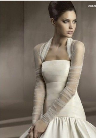 white ivory lace bolero shrug jacket wrap for bridal gown wedding party ebay